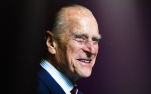 Book of condolence for the Duke of Edinburgh