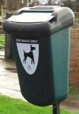 Installation of a further two dog waste bins in the Village